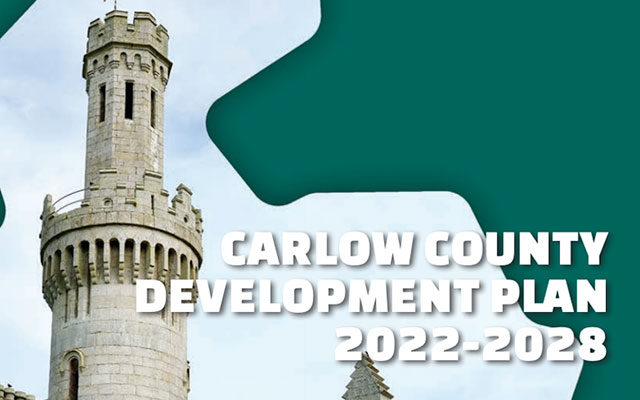 D.T.A.Makes Submission to the Carlow County Development Plan 2022-2028