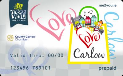 Love Carlow Gift Card