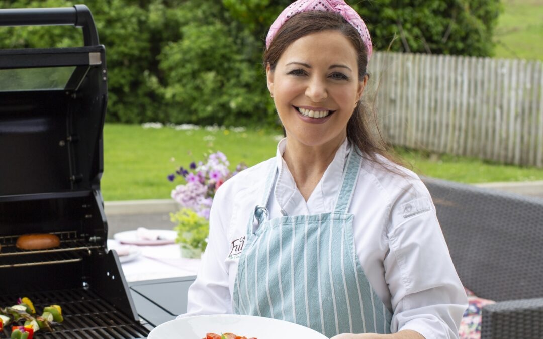 Free Live summer BBQ event with Catherine Fulvio tonight at 8pm