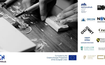 Callout for County Carlow craft makers, designers and creatives to apply for international opportunities