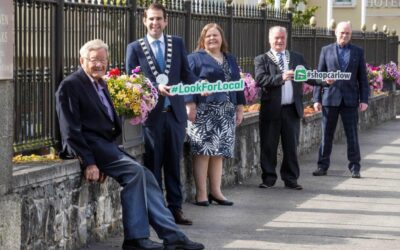 New Look for Local Campaign urges Consumers to Support County Carlow Businesses