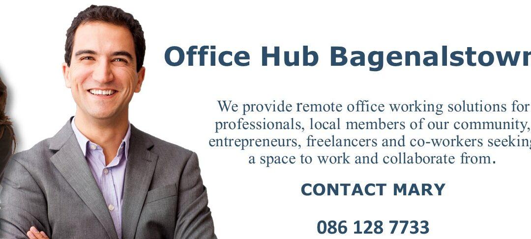 Office Hub Bagenalstown