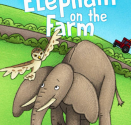 Elephant on the Farm – Children's Book